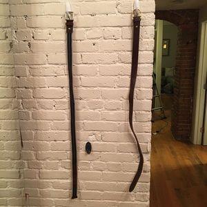 Other - Men's Belts (2) Size: 38 - FANTASTIC CONDITION